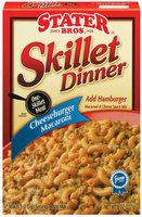 Stater Bros. Cheeseburger Macaroni Skillet Dinner 8 Oz Box