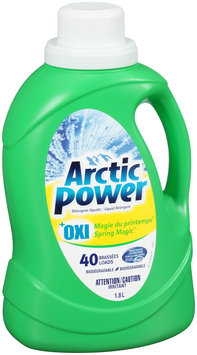 Arctic Power® + Oxi Spring Magic™ Liquid Detergent 1.8L Jug