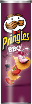 Pringles® BBQ Potato Crisps 4.62 oz. Canister