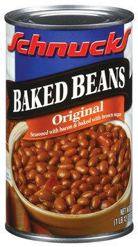 Schnucks Baked Original Beans 28 Oz Can