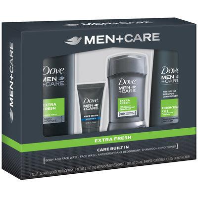 Dove Men+Care Extra Fresh Gift Set 4 ct Box