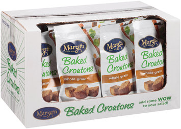 Marzetti® Whole Grain Baked Croutons 5 oz. Stand-Up Bag