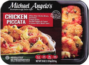 Michael Angelo's® Chicken Piccata 18 oz. Box