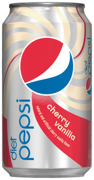 Pepsi® Diet Cherry Vanilla