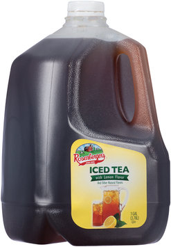 Rosenberger's® Iced Tea with Lemon Flavor 1 gal. Jug