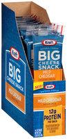 Kraft Mild Cheddar Big Cheese Snack 14-2 oz. Packs