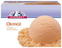 Polar Treats Orange Sherbet