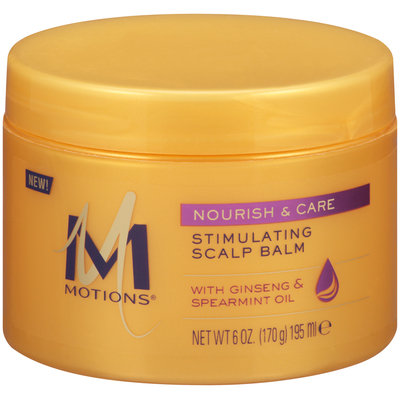 Motions® Nourish & Care Stimulating Scalp Balm 6 oz. Jar