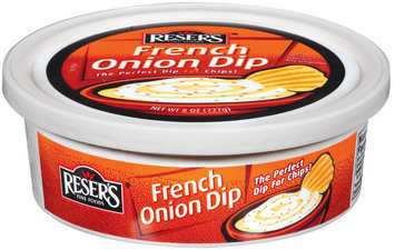 Reser's Fine Foods French Onion  Dip 8 Oz Tub
