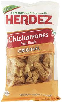 Herdez® Original Pork Rinds 4 oz. Bag