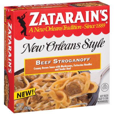 Zatarain's® Beef Stroganoff 10 oz. Box