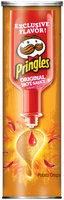 Pringles® Original Hot Sauce Potato Crisps