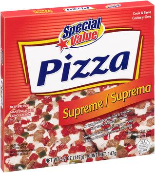Special Value® Supreme Pizza