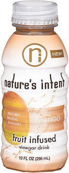 Nature's Intent® Mango Vinegar Drink 10 fl. oz. Bottle