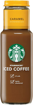 Starbucks® Caramel Iced Coffee 11 fl. oz. Glass Bottle
