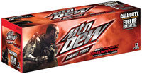 Mountain Dew® Game Fuel® Citrus Cherry