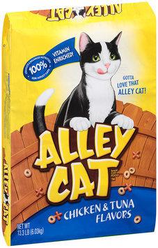 Alley Cat™ Brand Cat Food Chicken & Tuna Flavors 13.3 lb. Bag
