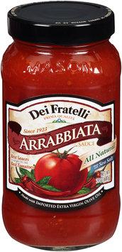 Dei Fratelli® Arrabbiata Pasta Sauce 24 oz. Jar