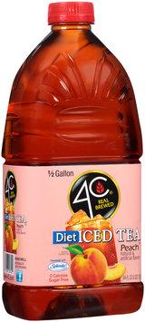 4C® Diet Peach Iced Tea