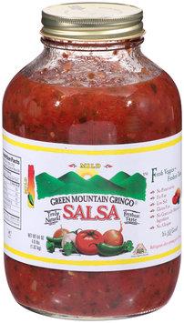 Green Mountain Gringo® Mild Salsa 64 oz. Jar