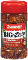 Zatarain's® Big & Zesty Original Creole Seasoning 5.25 oz. Shaker