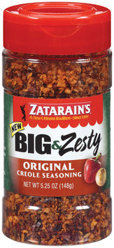 Zatarain's® Big & Zesty Original Creole Seasoning 5.25 oz. Shaker