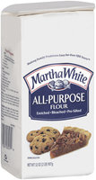 Martha White All Purpose Enriched Bleached Pre-Sifted Flour 32 Oz Bag