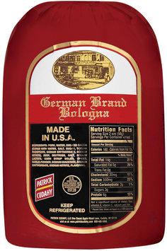 Patrick Cudahy German Brand Bologna