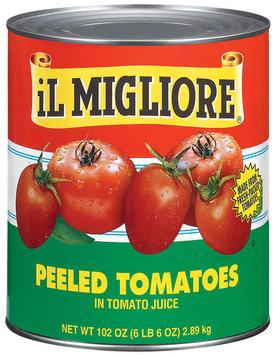 Il Migliore Peeled In Tomato Juice Tomatoes