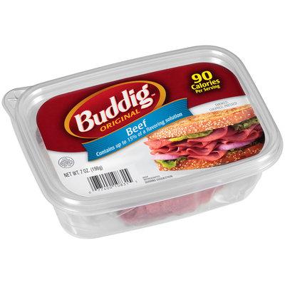 Buddig™ Original Beef 7 oz. Tub