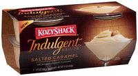 Kozy Shack Indulgent Recipe Salted Caramel Pudding 4-3.75 oz. Sleeve