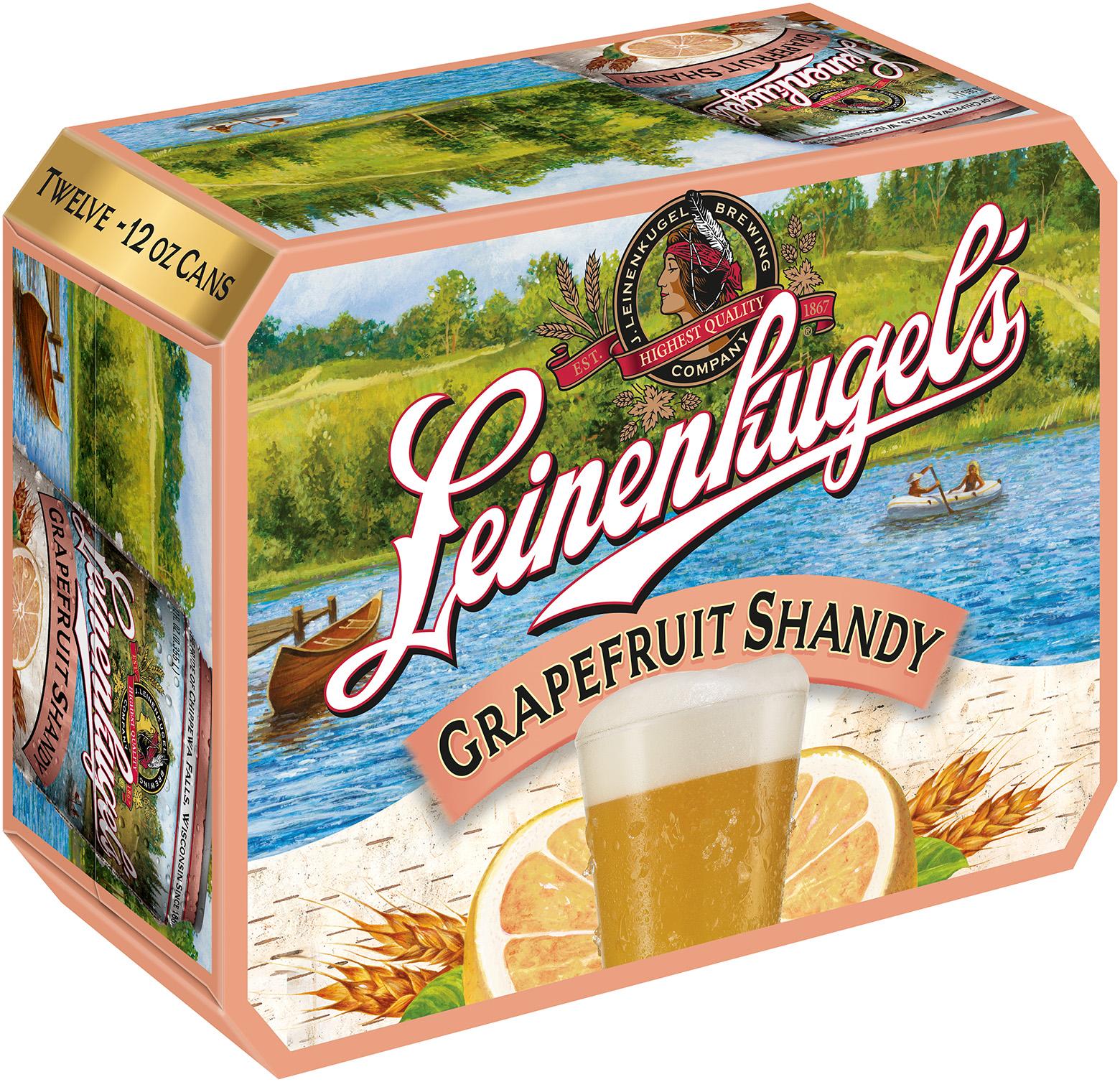 Leinenkugel's Grapefruit Shandy Beer