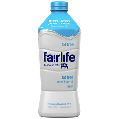 fairlife® Fat Fat Milk 52 fl. oz. Bottle