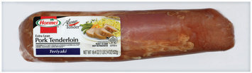 HORMEL ALWAYS TENDER Extra Lean Teriyaki Pork Tenderloin 18.4 OZ WRAPPER