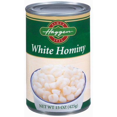 Haggen White Hominy 15 Oz Can