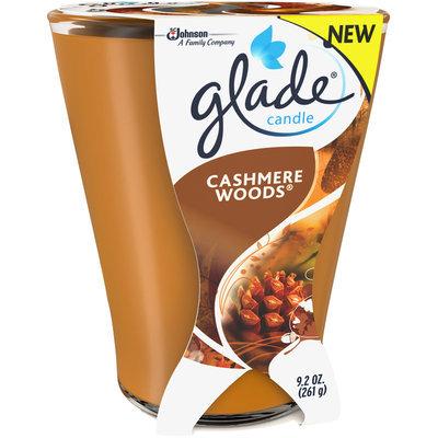 Glade® Cashmere Woods Candle 9.2 oz. Jar