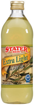 Stater Bros. Extra Light In Flavor Olive Oil 34 Oz Bottle