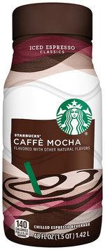 STARBUCKS® Iced Espresso Classics - Caffe Mocha