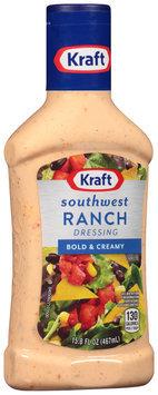 Kraft Southwest Ranch Dressing 15.8 fl. oz. Bottle