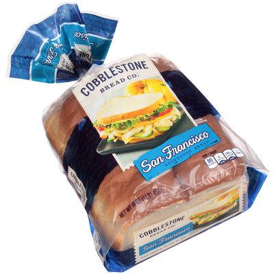 Cobblestone Bread Co.™ San Francisco Sourdough Bread 16 oz. Bag
