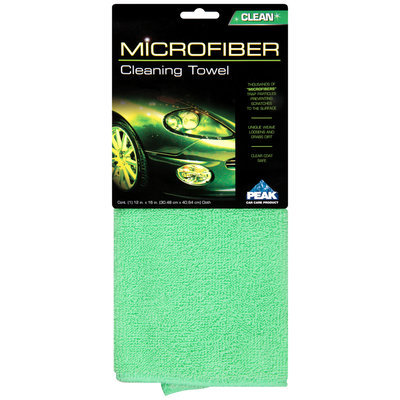 Peak® Microfiber Cleaning Towel