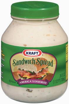Kraft Specialty Sauces  Sandwich Spread 24 Oz Jar