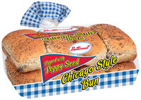 Butternut® Chicago Style Bun 8 ct Bag