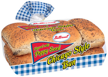 Butternut® Chicago Style Bun 8 ct Bag