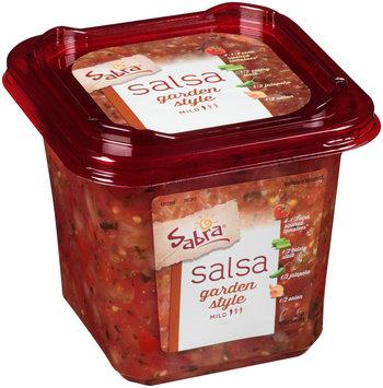 Sabra® Mild Garden Style Salsa 24 oz. Tub