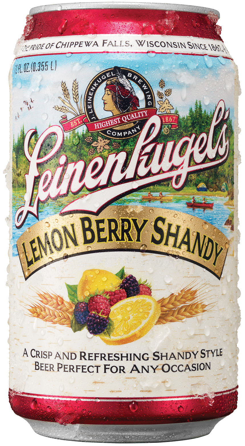 Leinenkugel's Summer Shandy  Lager 12 Oz Can