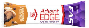 EAS® AdvantEdge® Peanut Butter Chocolate Chip Pure Milk Protein Bars 1.76 oz. Wrapper
