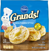 Pillsbury Grands!® Southern Style Biscuits 12 ct Bag