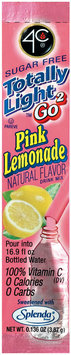4C Psd-Tl2go Packet Pink Lemonade Psd-Packet .136 Oz Packet