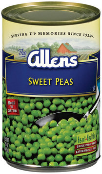 The Allens Sweet Peas 15 Oz Can